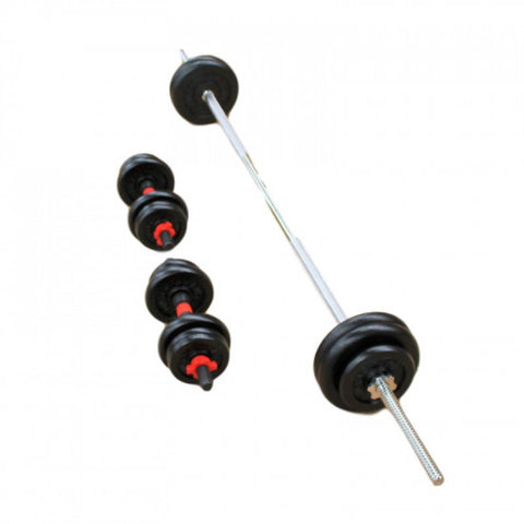 70Kg Dumbbell Barbell Set