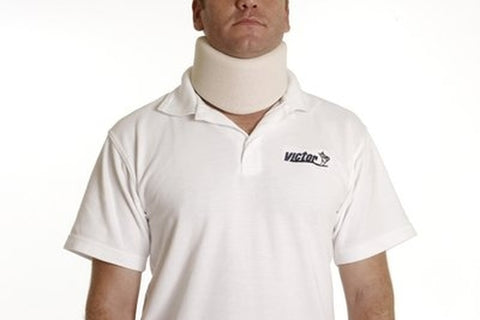 Soft Cervical Collar (480mm x 75mm) - Club Medical