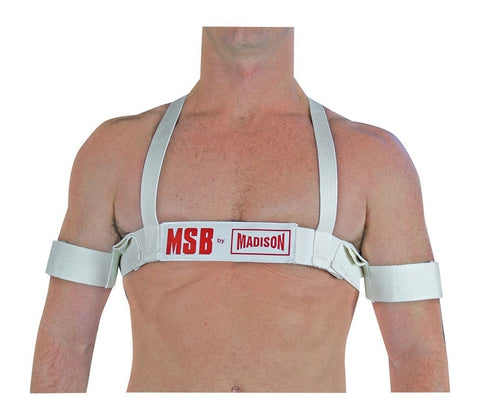Madison Shoulder Brace- (Chest 120cm plus) - Club Medical
