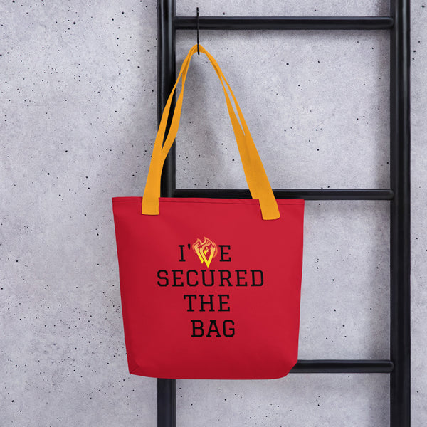 #SECURETHEBAG