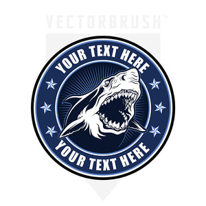 Shark Vector Art -1