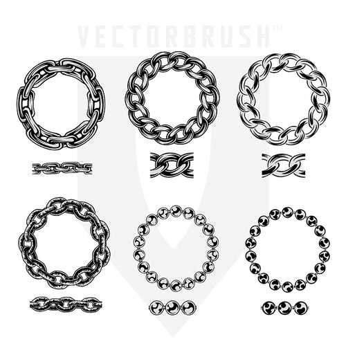 Chain Vector Brush -1