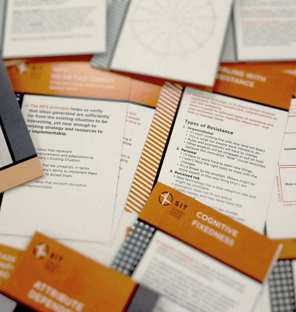 SIT Cards© Creative Problem Solving Kit