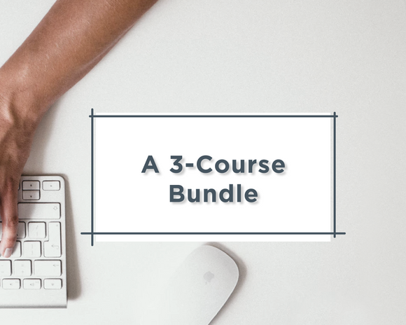 3 - course bundle