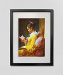 Young Girl Reading (1770), Jean-Honoré Fragonard