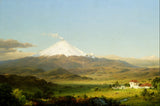 Cotopaxi (1855), Frederic Edwin Church