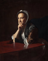Mrs Humphrey Devereux (1771), John Singleton Copley