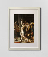 The Flagellation of Christ (1607), Caravaggio