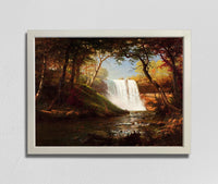 Painting by Albert Bierstadt 2