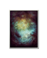 Untitled Abstract (Nebula)