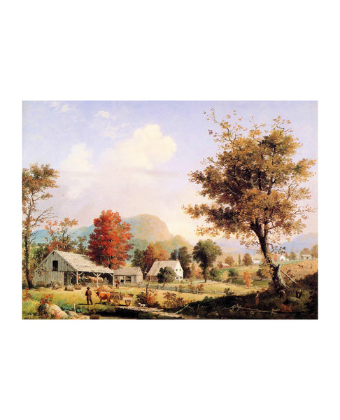 Cider Pressing, Autumn