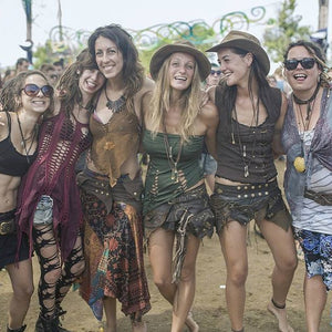 What clothes should I wear on psytrance festival? -The guide to psychedelic fashion