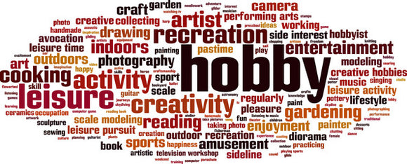 A list of 60  interesting hobbies you might consider to try!