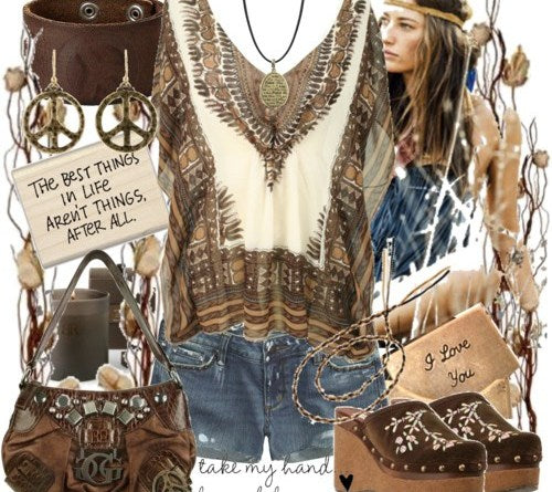 What is bohemian fashion and their key elements