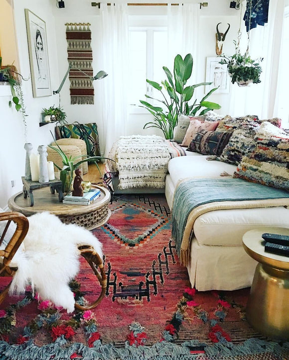 10 BOHEMIAN IDEAS FOR HOME DECORATION