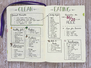 How to start a Bullet journal and stay organized