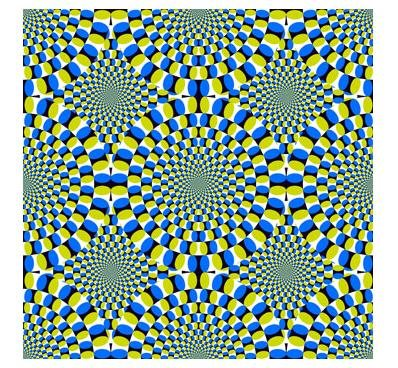 What are optical illusions and how do they occur?