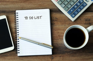 TOP TO-DO LIST WHEN YOU FEEL BORED!