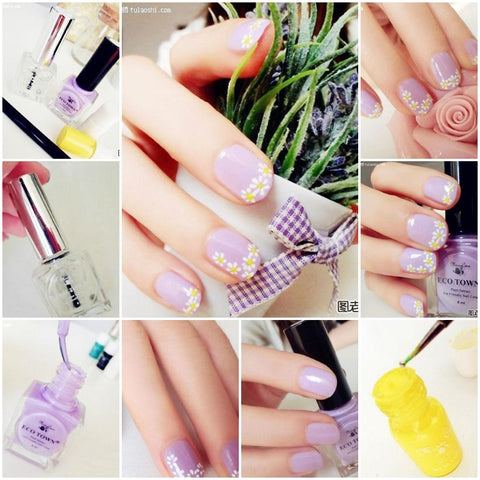 nail art making hobby