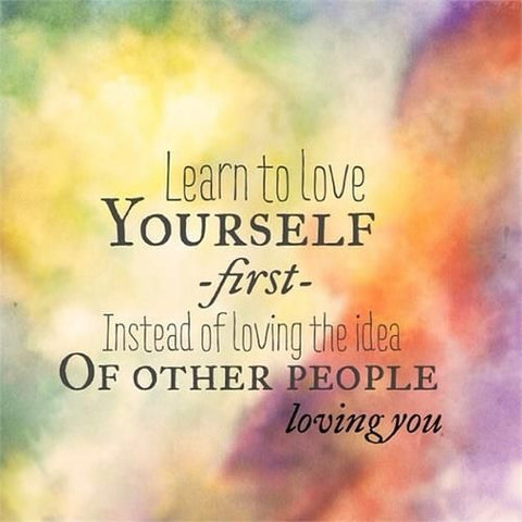 love yourself self-love