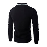 Men's casual high quality spring street-style zipper jacket