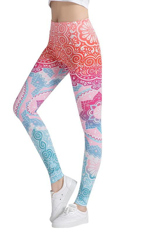Top selling mandala leggings yoga leggings 2017