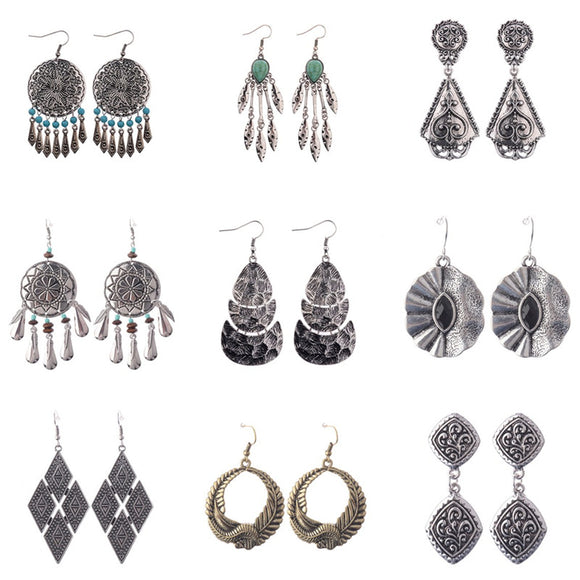 univibe boho bohemian fashion earrings 2018