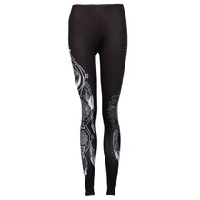 Women dreamcatcher yoga leggings