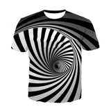 Univibe clothing psychedelic trippy  t-shirt