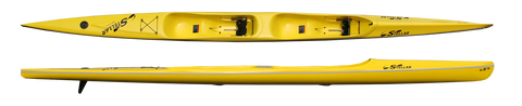 Stellar Kayaks Stellar Double Elite (S2E) - Ultra - Performance Kayak