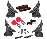 Saddle Up Pro (set of 4) - Performance Kayak