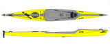 Stellar 16' Surf Ski (S16S) - Advantage