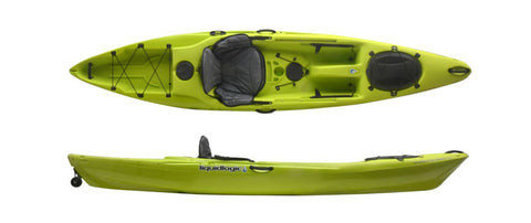Liquidlogic Manta Ray 12 Kayak - Performance Kayak
