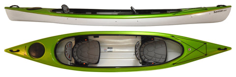 Hurricane Santee 140 Tandem Kayak - Performance Kayak