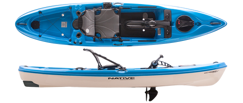 Native Slayer Propel 12 LT Kayak - Performance Kayak