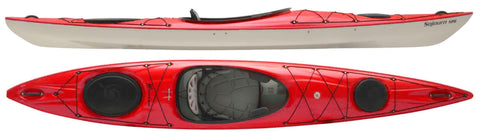 Hurricane Sojourn 135 Kayak - Performance Kayak