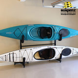 Z Rack 2-Boat Free-Standing Storage Rack - Performance Kayak