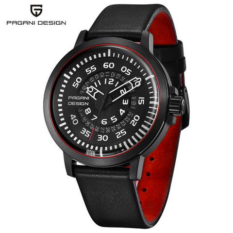 Brand Men's Watches Large Dial Design