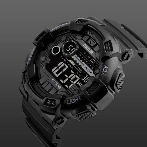 Men Silicone Sport Watch Hot Top Brand