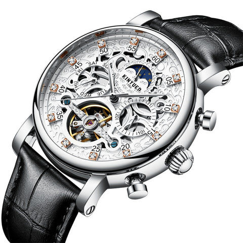 Tourbillon Mechanical Watch Automatic Men