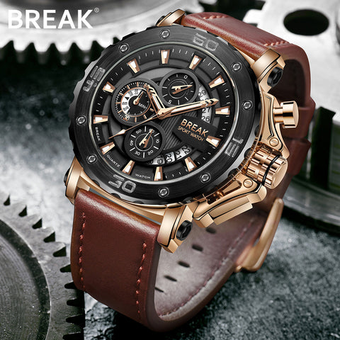 Casual Watch Men Luxury Brand Quartz Military