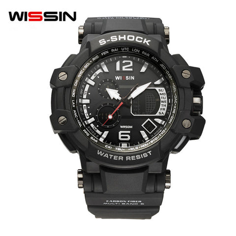 50M Waterproof Mens Sport Watches
