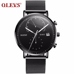 Multifunction Business Watches Men
