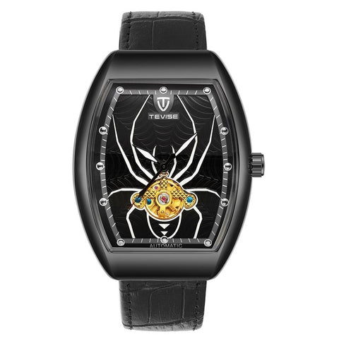 Spider Watch Men Creative  Tourbillon Waterproof