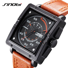 Watches Luxury Sport Business Leather