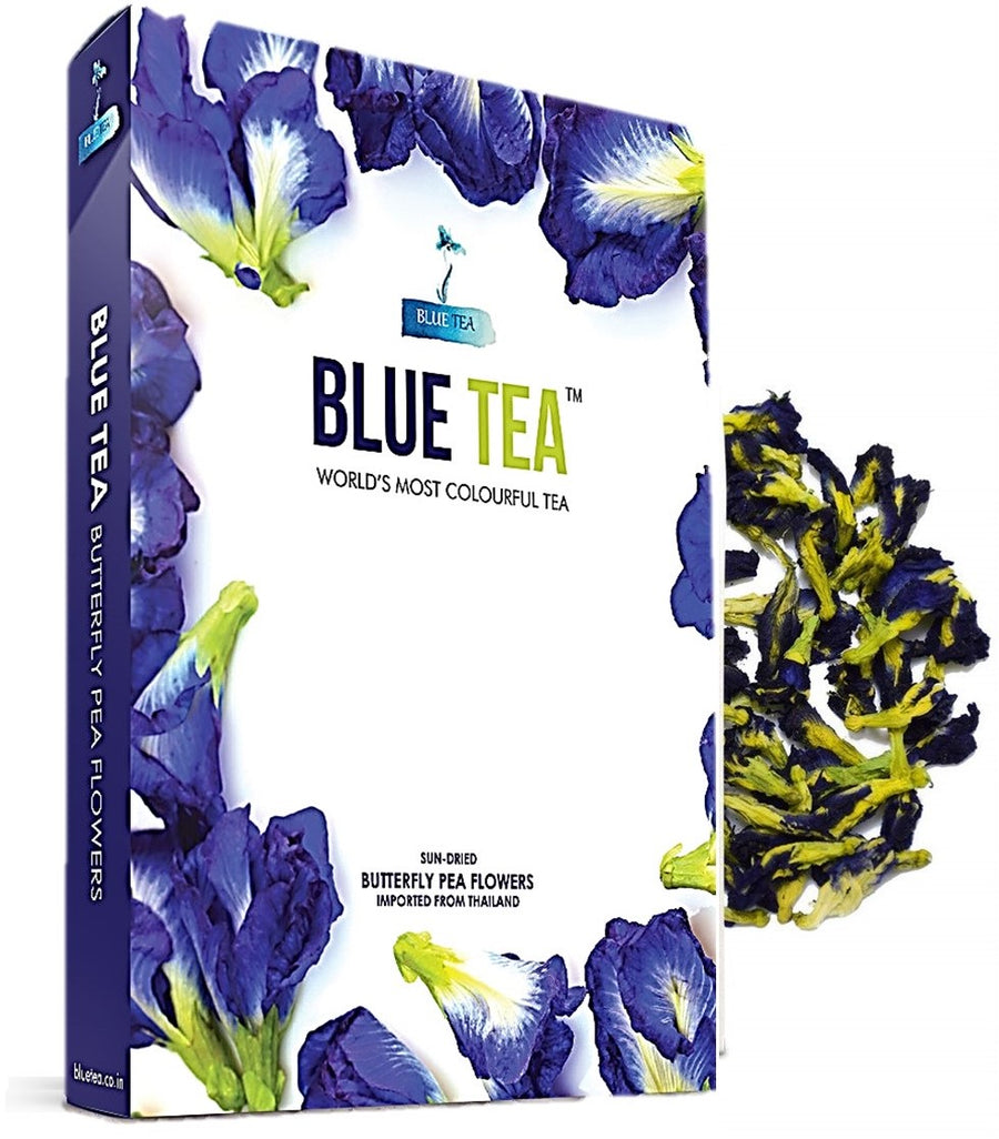 Organic Certified Butterfly Pea Flower Tea