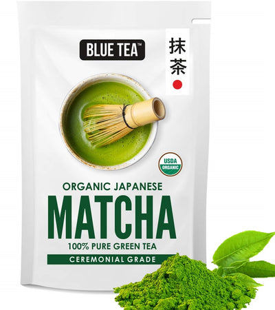 Japanese Ceremonial Green Matcha Powder