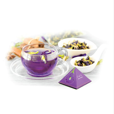 Purple Tea Spiced Lemon
