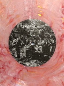Descendants Of Cain Vinyl