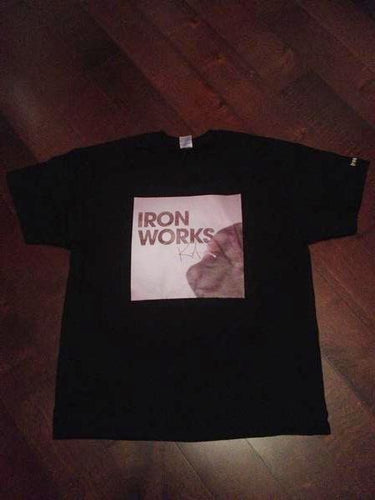 Iron Works T-Shirt (Size XL Only)
